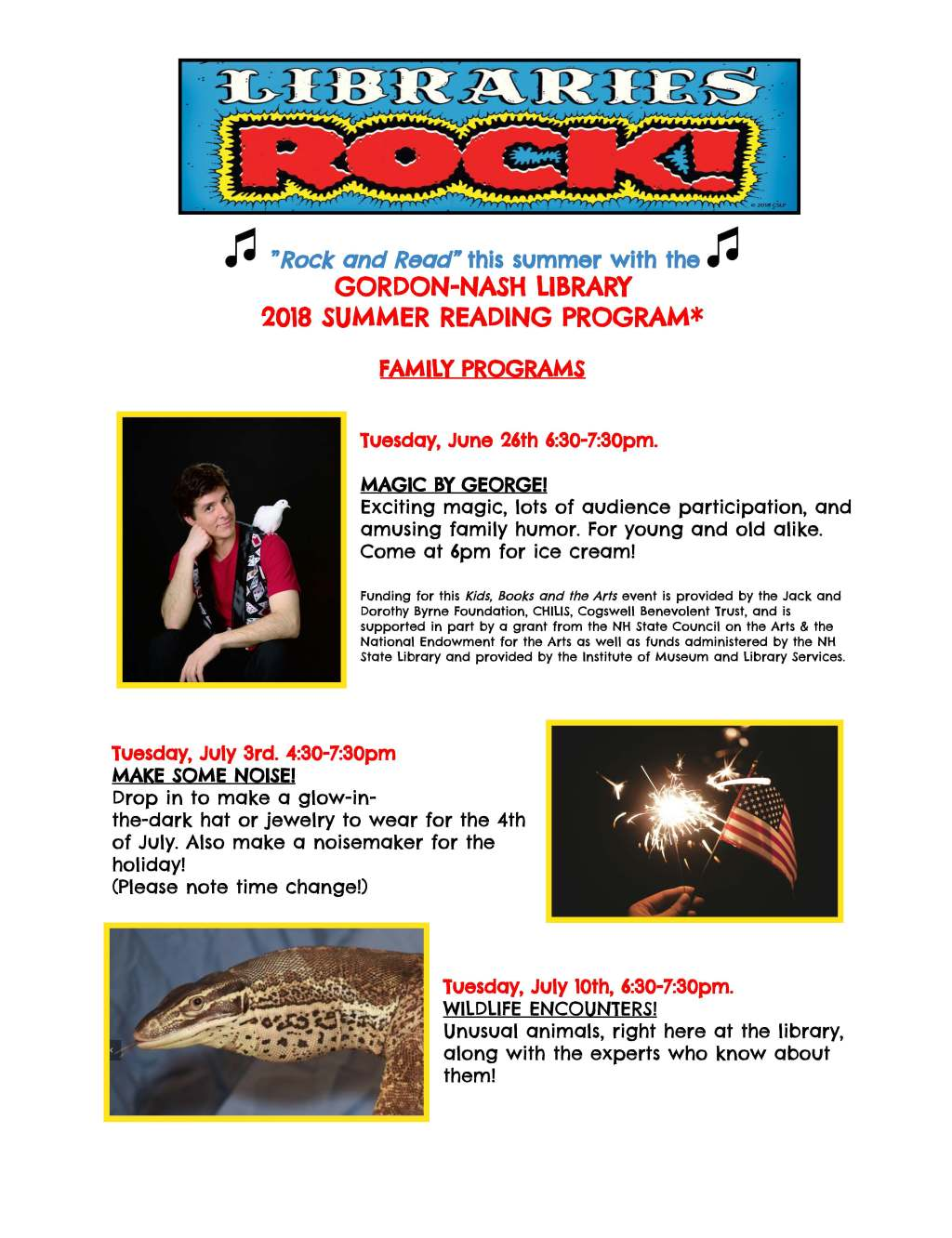 2018 GNL Summer Reading Program Events_Page_1