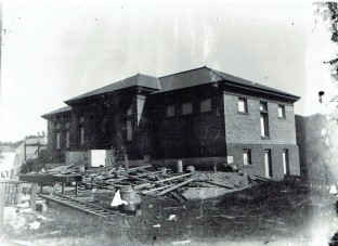 construction of library